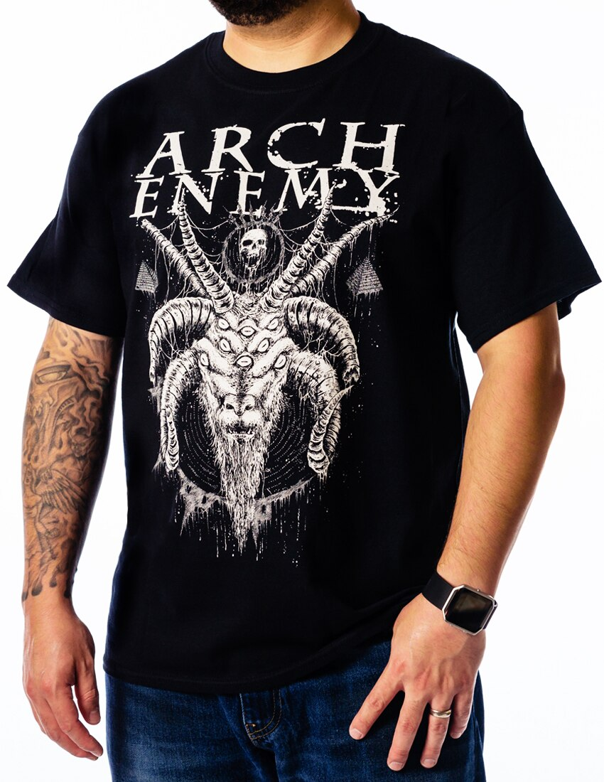 Arch Enemy Goat Tee
