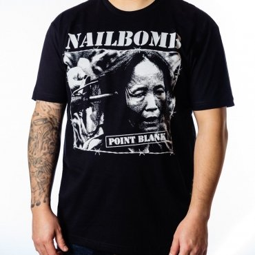 Nailbomb Point Blank t-shirt