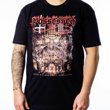 Possessed Revelations of Oblivion t-shirt