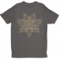 Amaranthe Countdown tee gray back