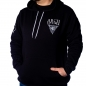 Arch Enemy Skull Logo Hoodie front