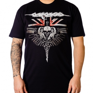 Carcass British Steel t-shirt