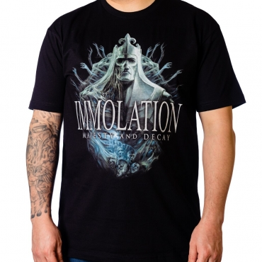 Immolation Majesty and Decay t-shirt Nuclear Blast