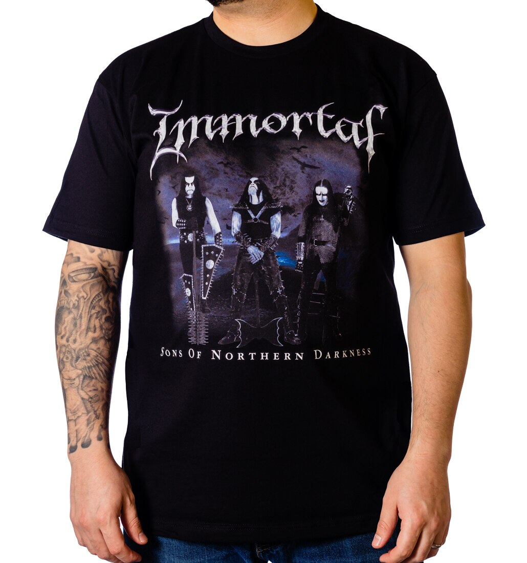 Immortal Sons of Northern Darkness t-shirt Nuclear Blast