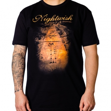Nightwish Human Nature t-shirt Nuclear Blast