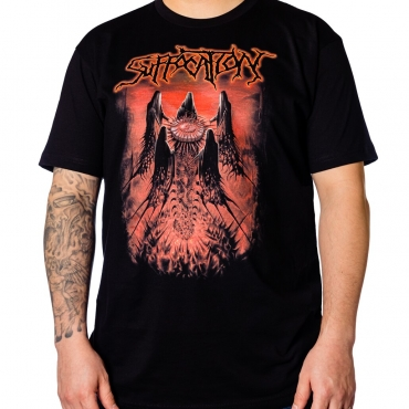 Suffocation Blood Oath t-shirt Nuclear Blast