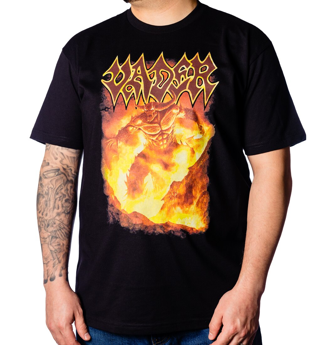 Vader Go to Hell t-shirt Nuclear Blast