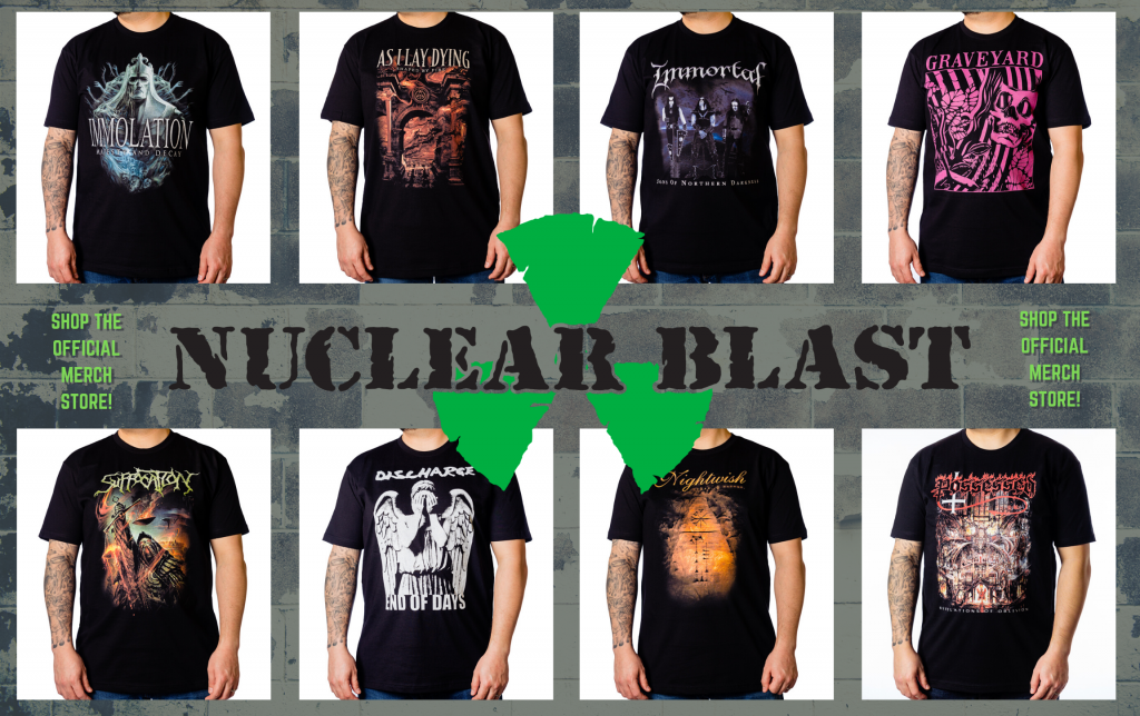 Nuclear Blast Official Merchandise