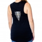 Arch Enemy Fight I Must Win muscle tank ladies back  with model