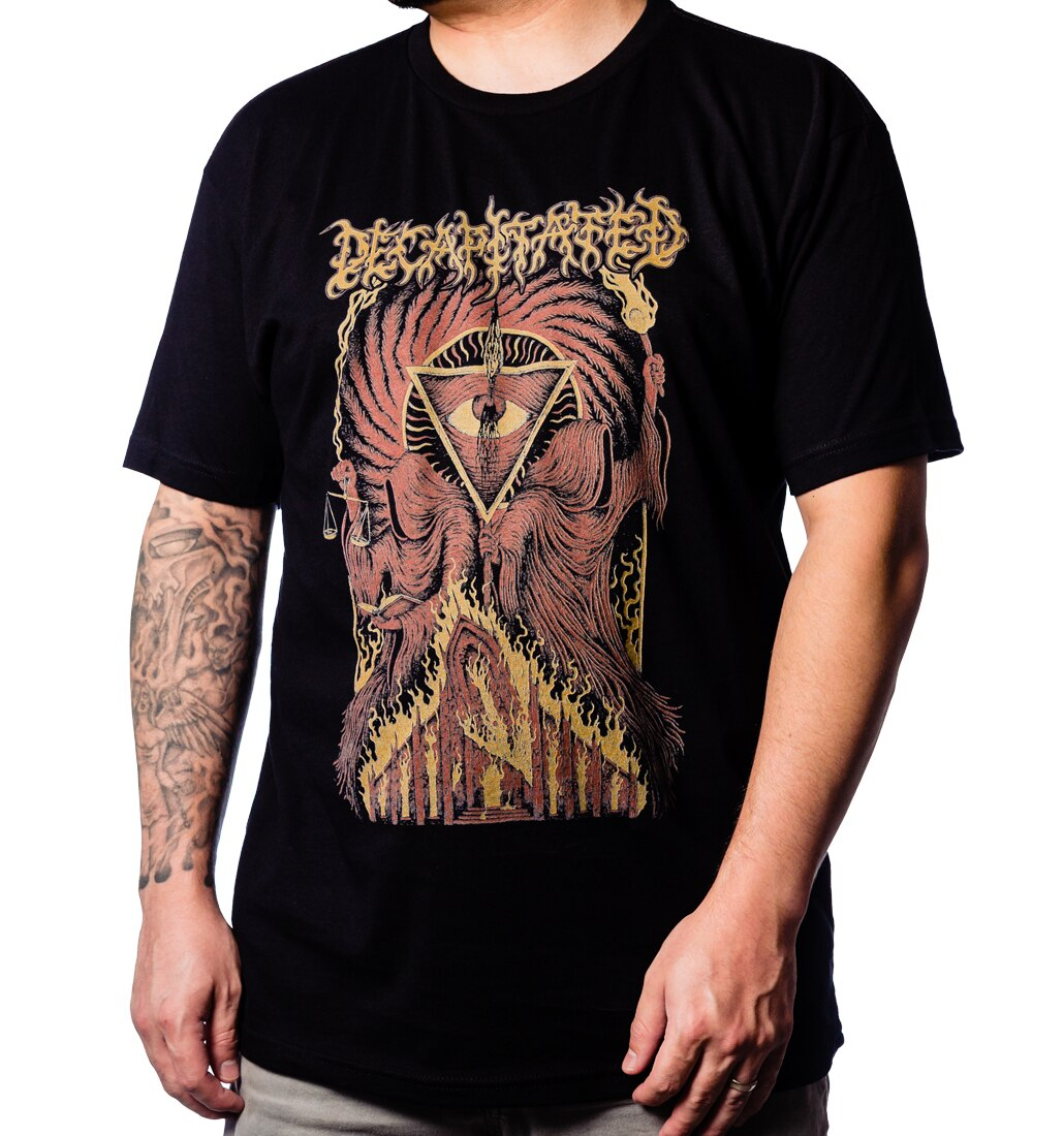 Decapitated Killing Cult t-shirt