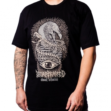Visual Delusion by Decapitated t-shirt