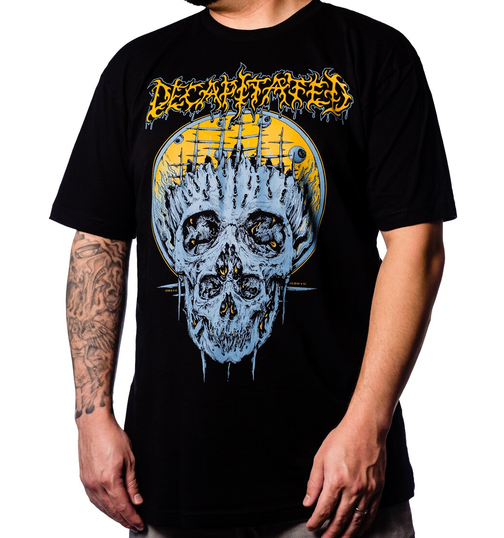 Decapitated Faces of Death t-shirt