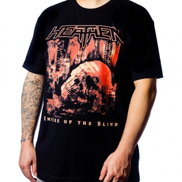 Empire of the Blind Heathen tee