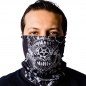 Arch Enemy skulls neck gaiter front
