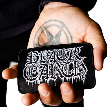 Black Earth logo patch