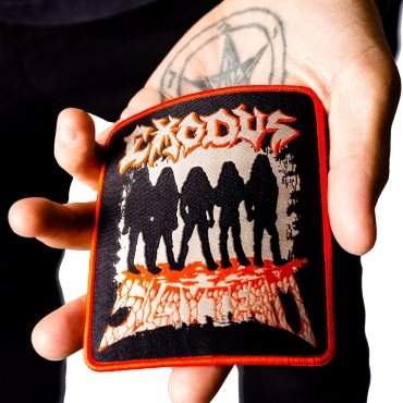 Exodus Slay Team patch vintage
