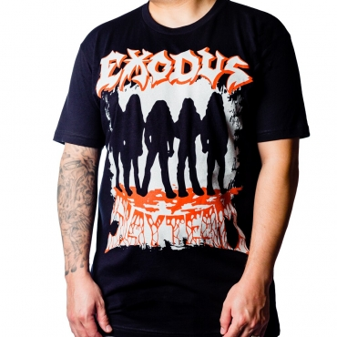 Exodus Slay Team vintage design t-shirt