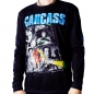 Carcass Retro Necroticism Long Sleeve front