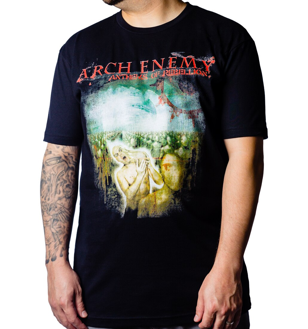 Arch Enemy Anthems of Rebellion tee
