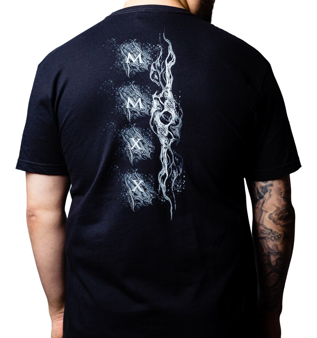 Arch Enemy MMXX t-shirt back