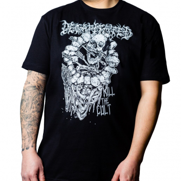Decapitated Cult Skeleton t-shirt