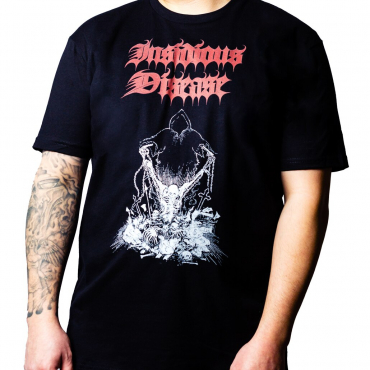 Born Into Bondage Insidious Disease t-shirt tee