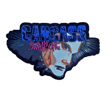 Carcass Swansong patch