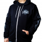 Arch Enemy MMXX zip hoodie back front