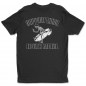 Solitaire Supercross Team Local Death Metal t-shirt back