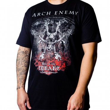 Arch Enemy Rise of the Tyrant tee t-shirt