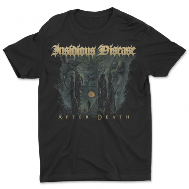 Insidious Disease After Death t-shirt tee