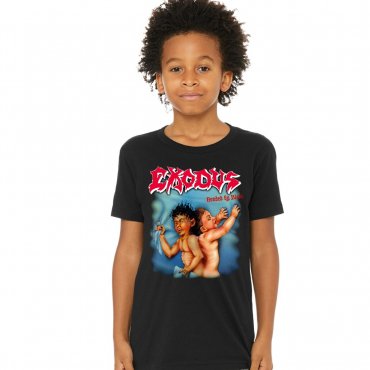 Exodus Kids Youth Bonded By Blood t-shirt tee