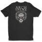 Arch Enemy Black Earth 25th anniversary tee back