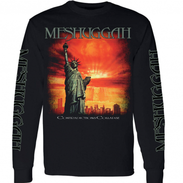 Meshuggah Contradictions Collapse long sleeve