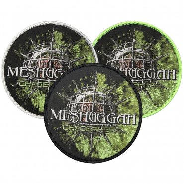 Meshuggah Chaosphere patch pull the plug