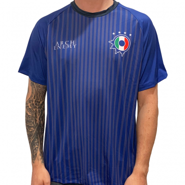 Arch Enemy Italy Soccer Jersey Nemesis