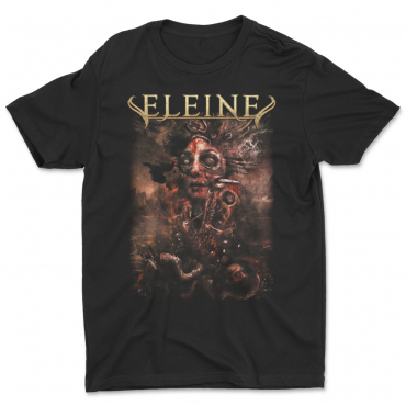 Eleine Cure Our Kind melodic Swedish metal tee t-shirt